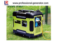 Gasoline 2kw Portable Digital Inverter Generator Silent Model with Low noise AC Single Phase