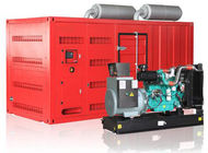 10 - 2000 kVA Cummins Super Silent Diesel Generator with Deepsea Controller , Leroy Somer Alternator