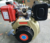 20HP Air Cooled V Twin Industrial Diesel Engines with Counterclockwise , Facing PTO Shaft