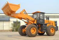 5000kg Capacity Front End Large Wheel Loader With 162kw Weichai Engine