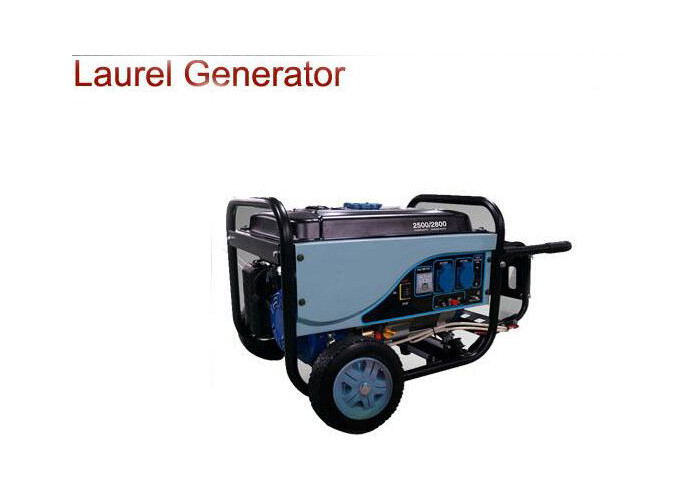 Super Silent Natural Gas Generators