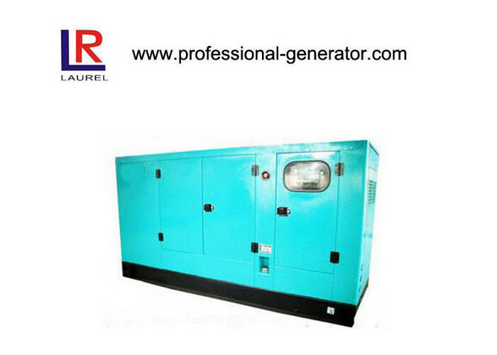 Electronic Brushless Genset Container 10kw - 800kw With 6 Cylindersin Line