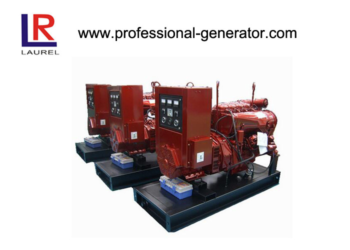 Deutz 912 Engine Series Open Diesel Generator 15kva - 70kva With Deepsea Controller