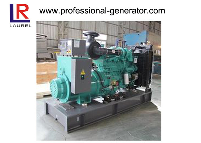 Electricity 63KVA/50KW Cummins Diesel Power Generator Three Phases Four Wires