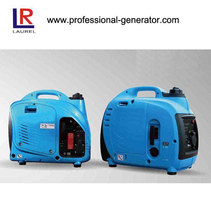 Single Cylinder 4 - stroke 1kw Inverter Gasoline Generators CE EPA