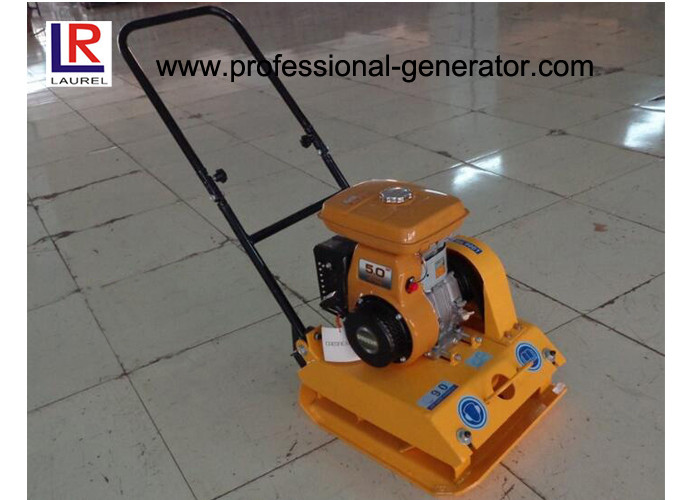 Professional Ground Vibrating Plate Compactor Machine Rental , Vibro Plate Compactor