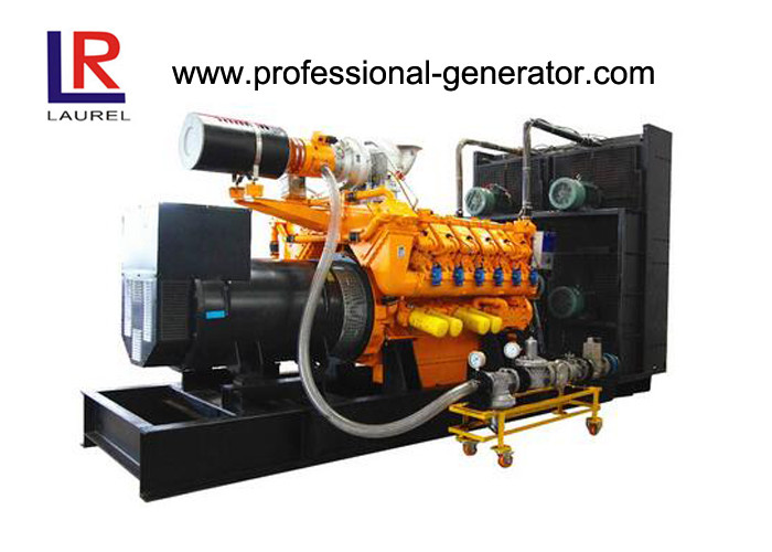 TUV 160W - 1500kW CHP Natural Gas Generator Set with Stamford Gas Alternator