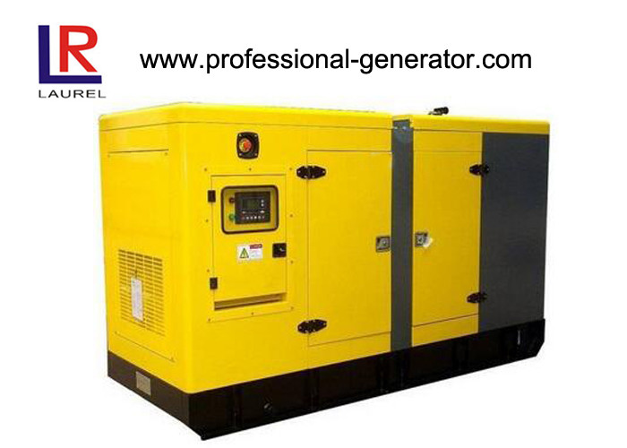 AC 3 Phase 750kw Silent Diesel Generator Set with Cummins Engine Water Cooling