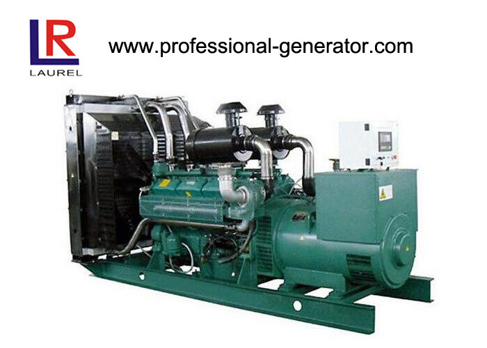 650kVa Water-cooledOpen Diesel Generator Set 8 Cylinder with Googol Engine AVR