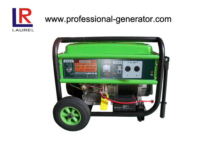 OEM Single Cylinder Gasoline Generators Four stroke Air cooled 7.5KW