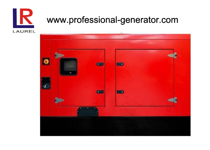 500 kVA Water Cooled Silent Diesel Generator Set 400kw with BV Approved