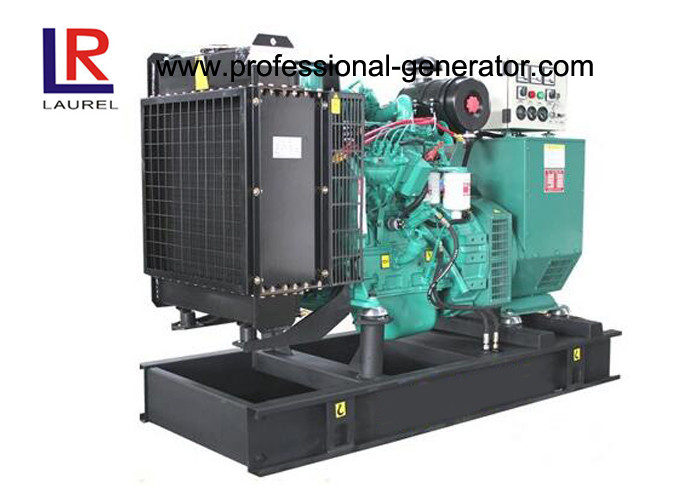 Low Noisy 20kw Cummins Diesel Generator Set for Power Station with Automatic Transfer Switch