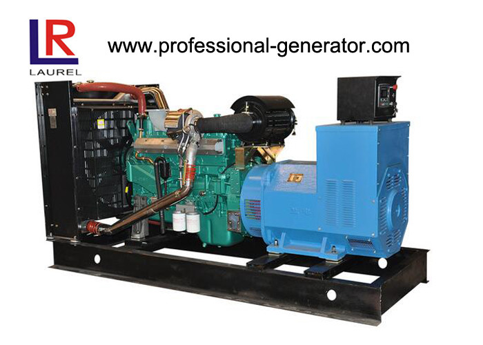 CE and ISO Approved 300kw 380kVA Diesel Generating Sets , Electric Power 3 Phase