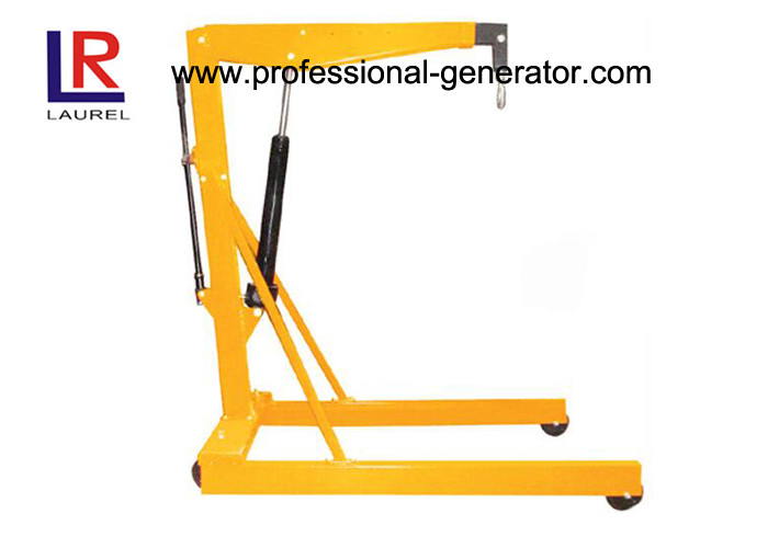 1000kg 2000kg 500kg Warehouse Material Handling Equipment Hydraulic Foldable Shop Crane