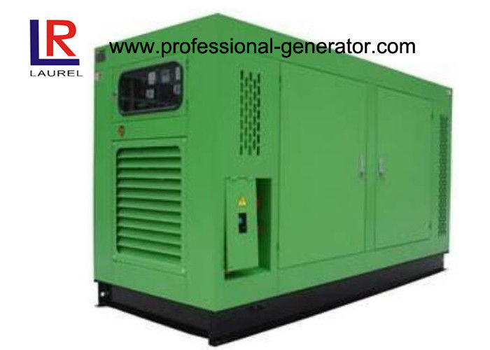 90KW 106KVA Silent Type Water Cooled Diesel Generating Set By 24V DC Electrical Start