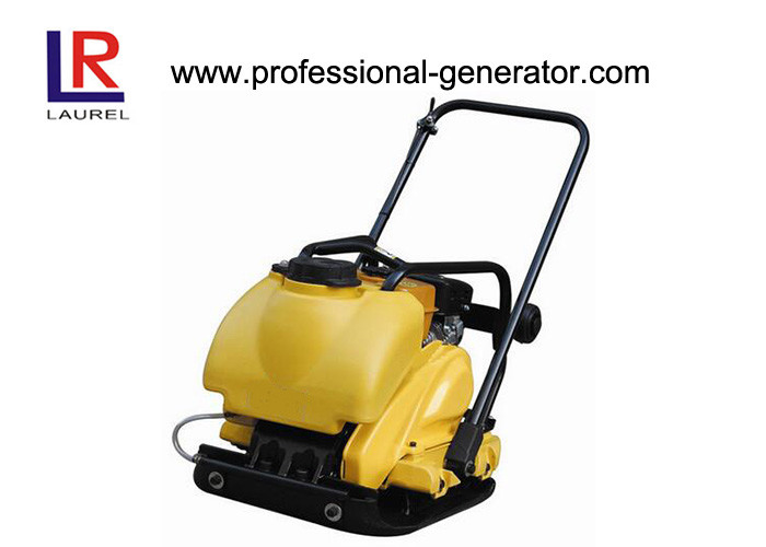 5.5HP Vibratory Compactor with Steel Base Plate
