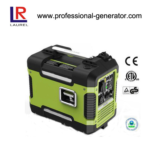 EPA Approved 2kW Digital Inverter 4-stroke Gasoline generator